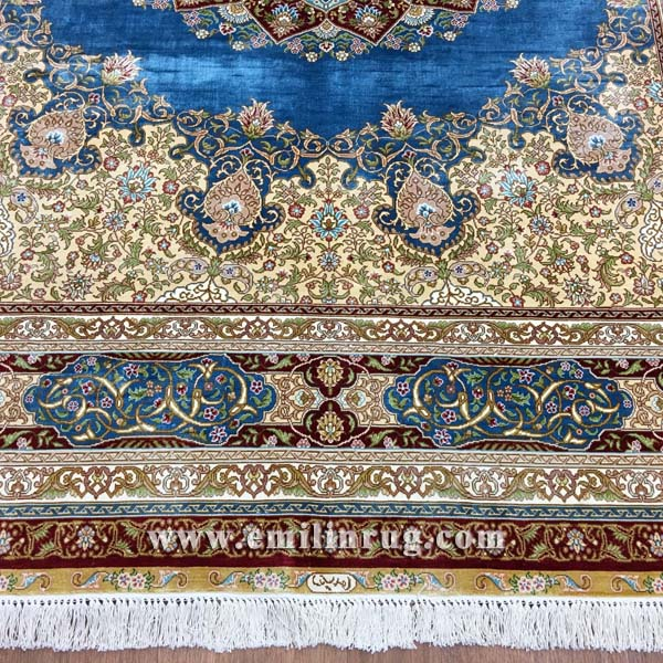 silk carpet signature