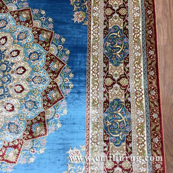 pure silk carpet wholesale