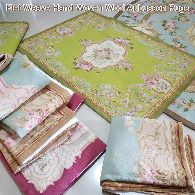 customize aubusson rug